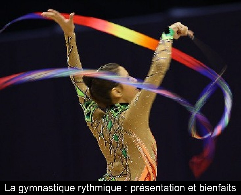 Carte voeux gymnastique artistique