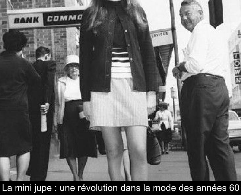 bffa1f2d868faa La mini jupe : une révolution dans la mode des années 60