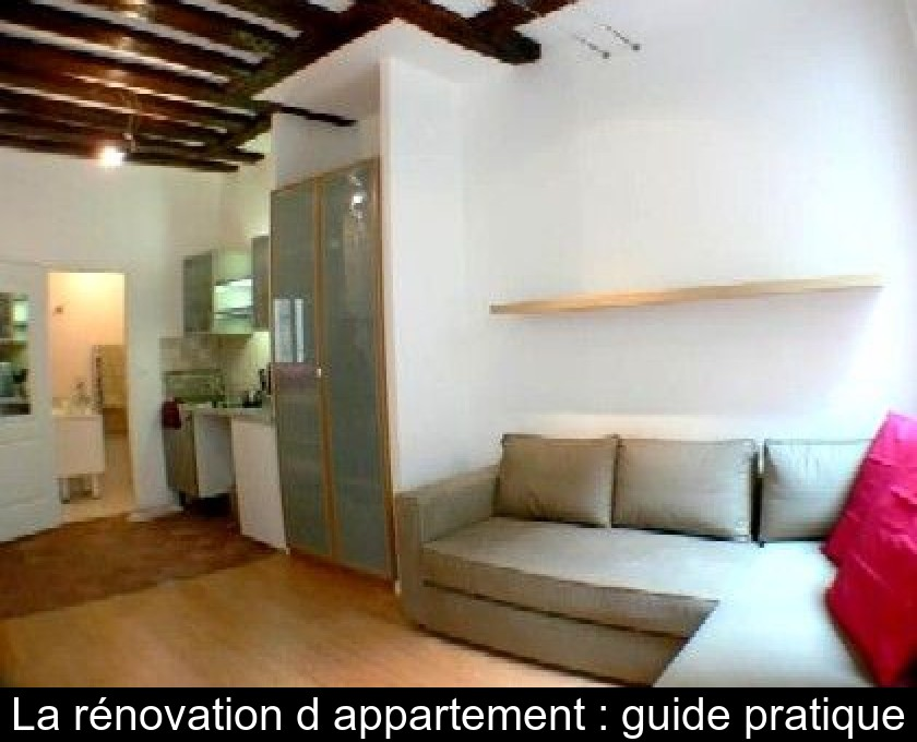 La rénovation d'appartement : guide pratique