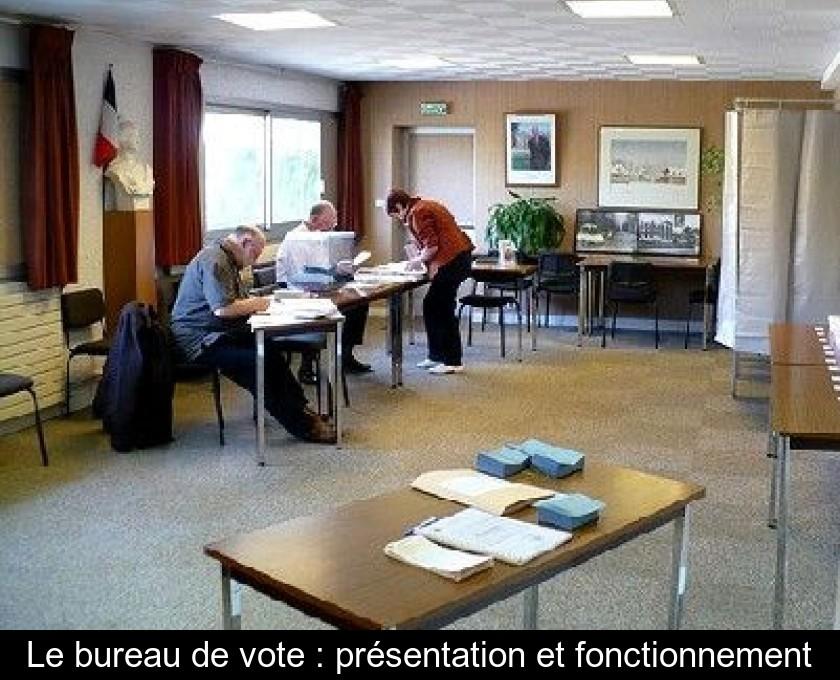 Le droit de vote en france pr sentation et histoire - Remuneration bureau de vote ...