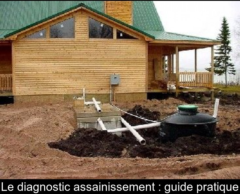 Le diagnostic assainissement : guide pratique