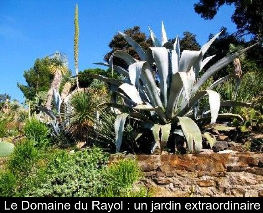 Le Domaine Du Rayol Un Jardin Extraordinaire