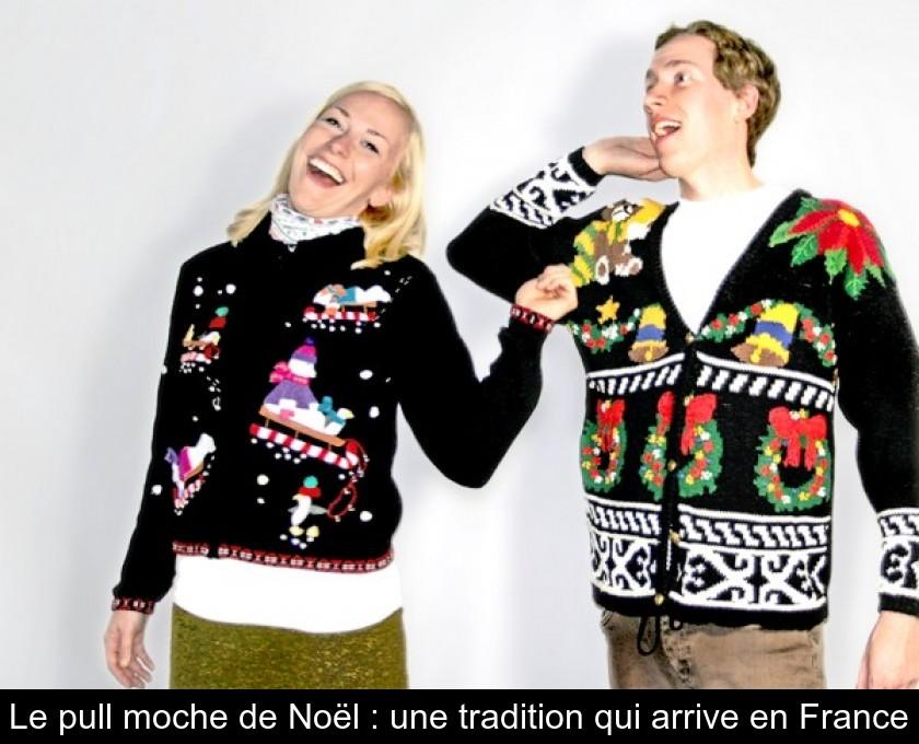Le pull moche de Noël : une tradition qui arrive en France
