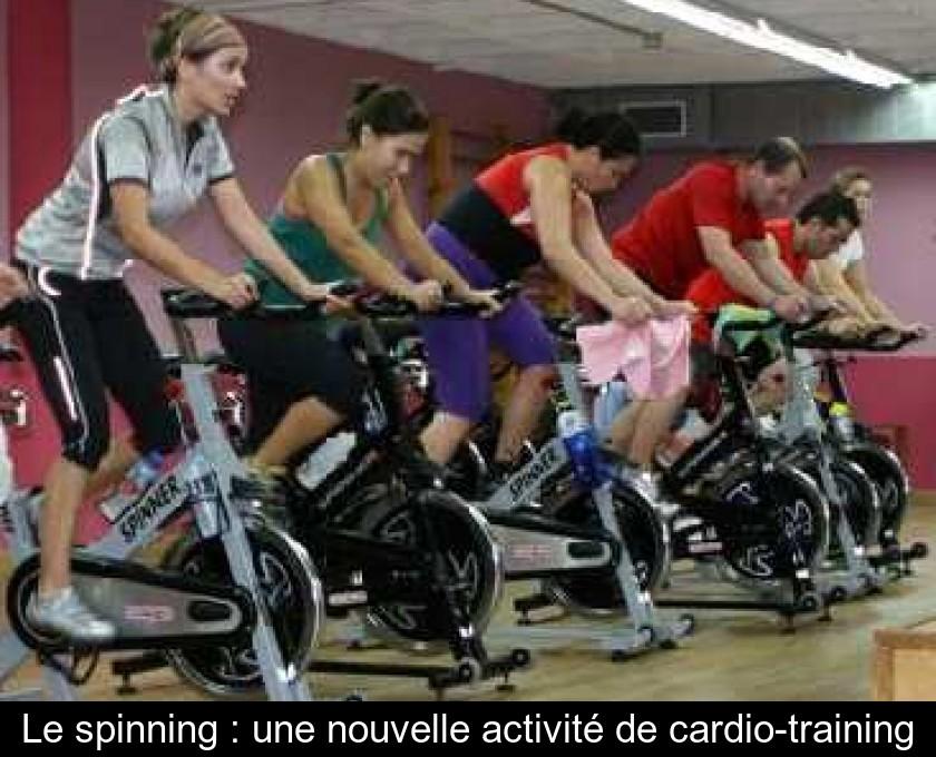 Le Spinning Une Nouvelle Activite De Cardio Training