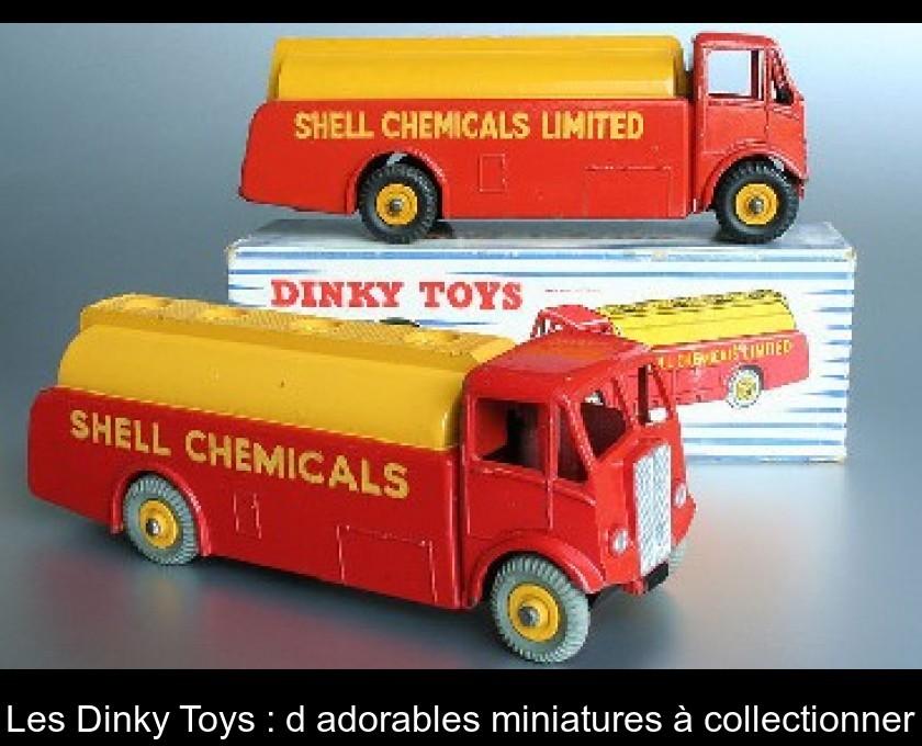 Les À ToysD'adorables Miniatures Collectionner Dinky SUVpGqzML