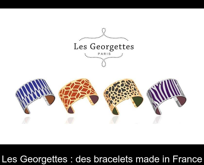Les Georgettes : des bracelets made in France