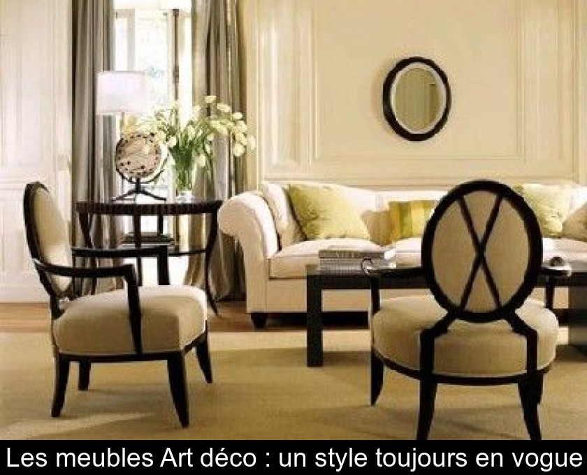 Art Deco Meuble