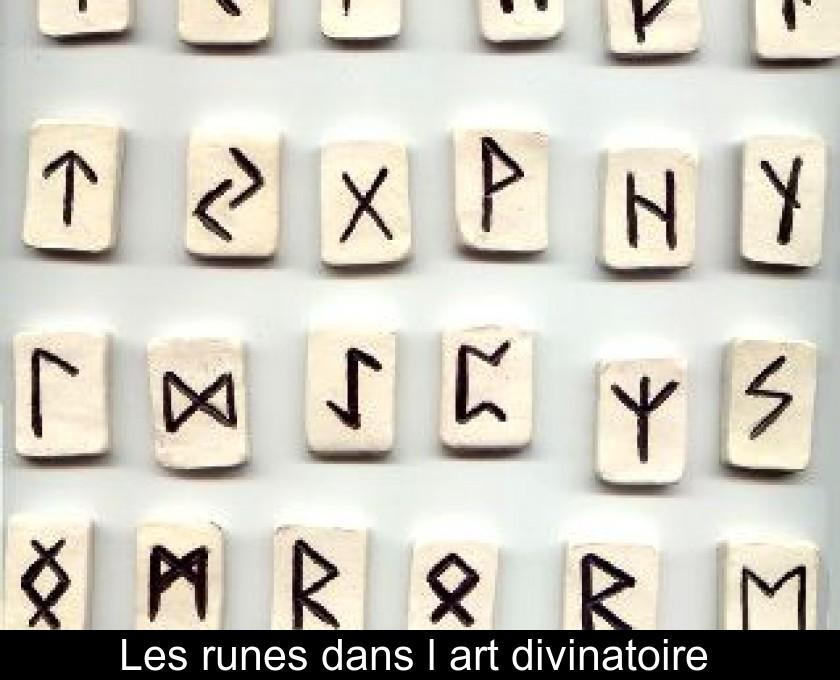 a282d015c5d9c Les runes dans l art divinatoire