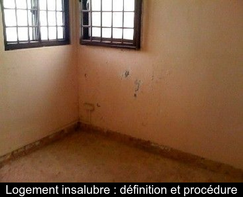 renovation appartement insalubre