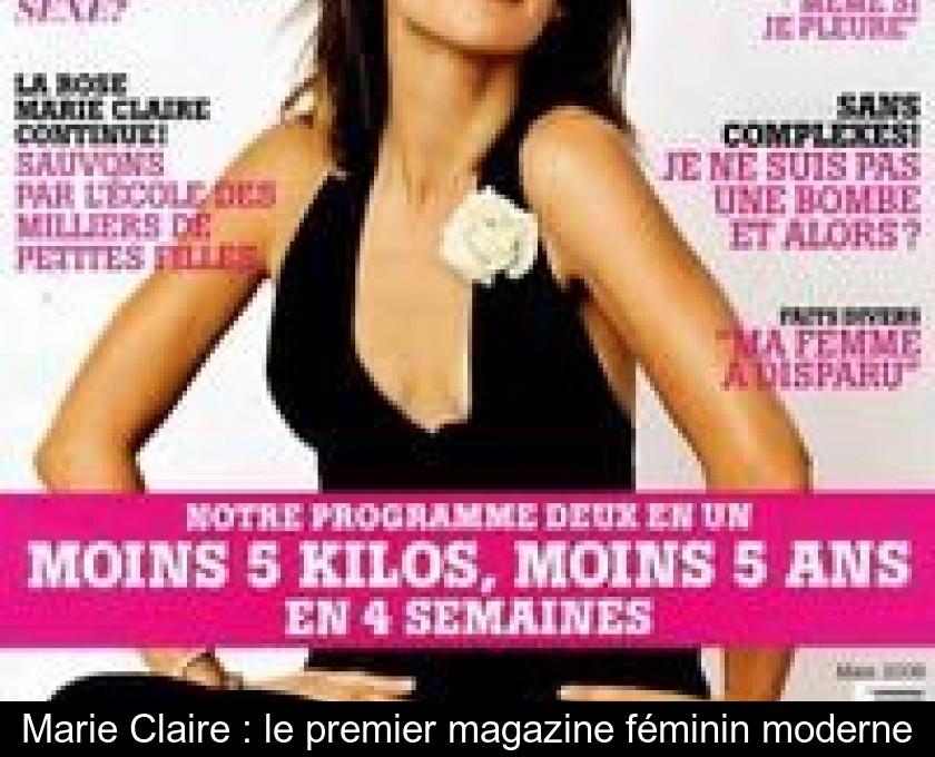 marie claire magazine articles