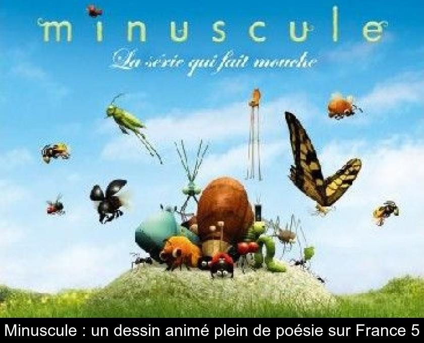 Minuscule Un Dessin Animé Plein De Poésie Sur France 5