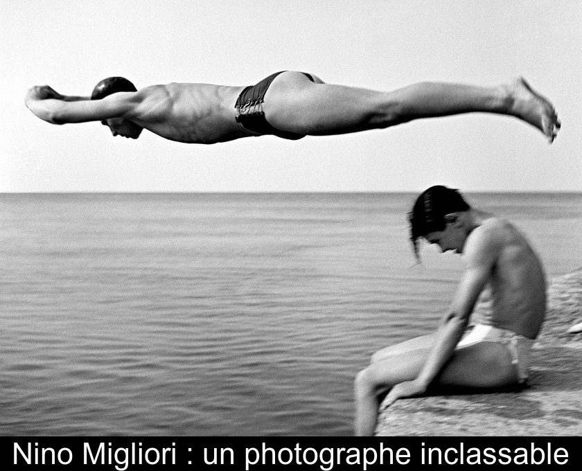 Nino Migliori : un photographe inclassable