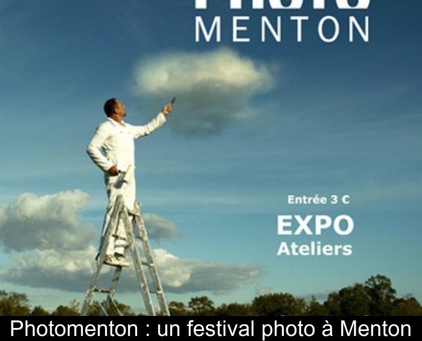 Photomenton : un festival photo à Menton
