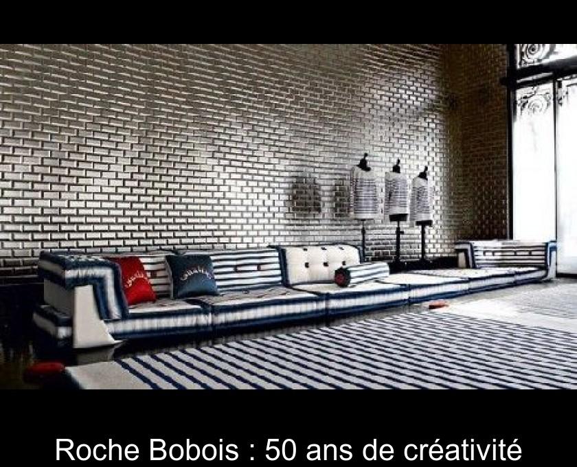 Roche Bobois : 50 ans de créativité