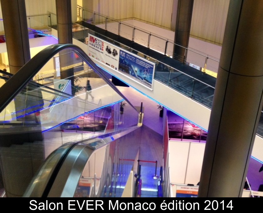 Salon EVER Monaco édition 2014