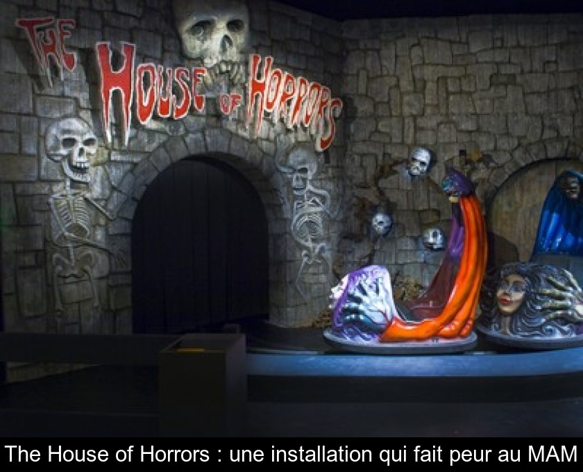 The House of Horrors : une installation qui fait peur au MAM