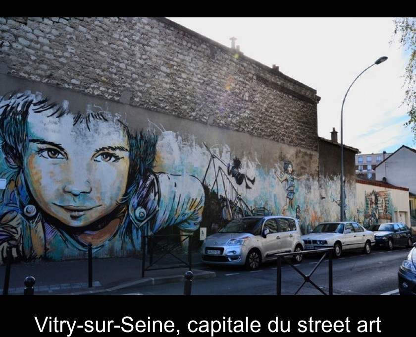 Vitry-sur-Seine, capitale du street art