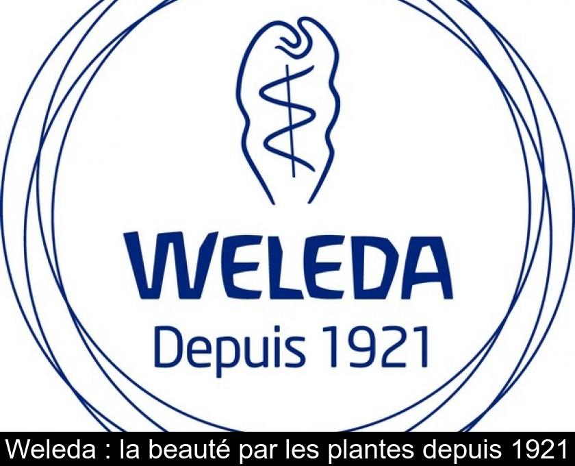 40b1947eefa Weleda   la beauté par les plantes depuis 1921