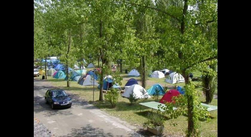 Camping Camp Gascon Le Luy  Seyresse