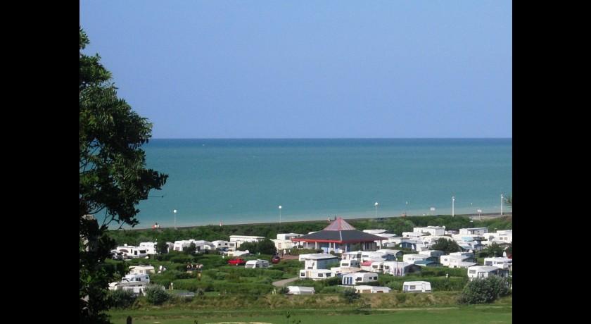 camping camp municipal de la plage saint aubin sur mer. Black Bedroom Furniture Sets. Home Design Ideas