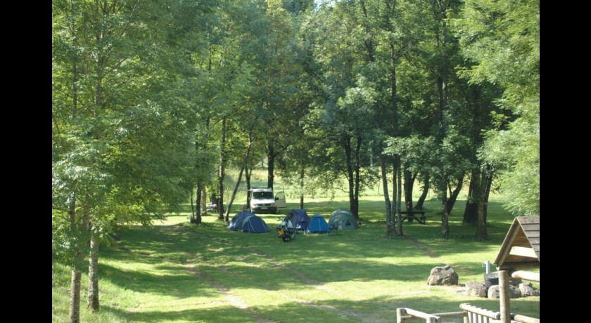 Camping Le Gave D'aspe  Urdos