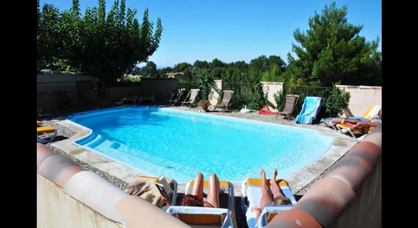 Camping Le Bouquier  Caromb