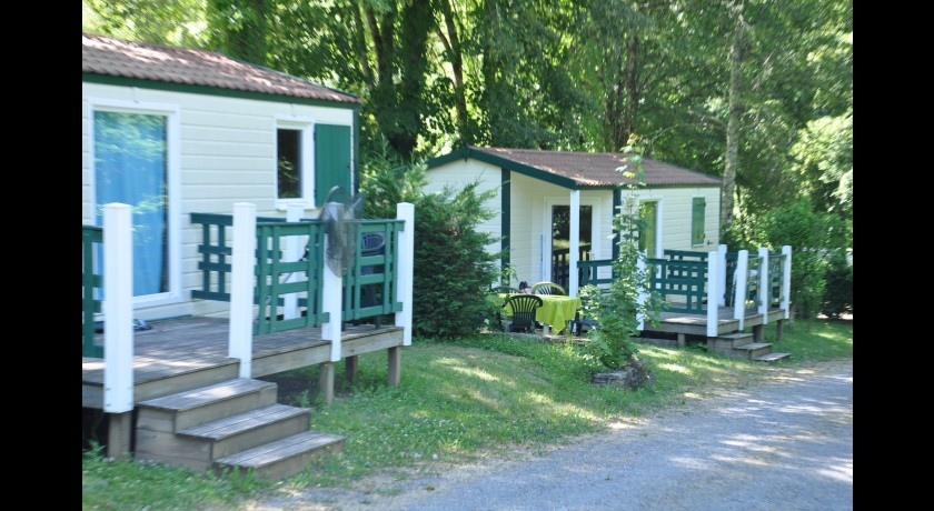 Camping Le Moulin Du Chatain  Payzac