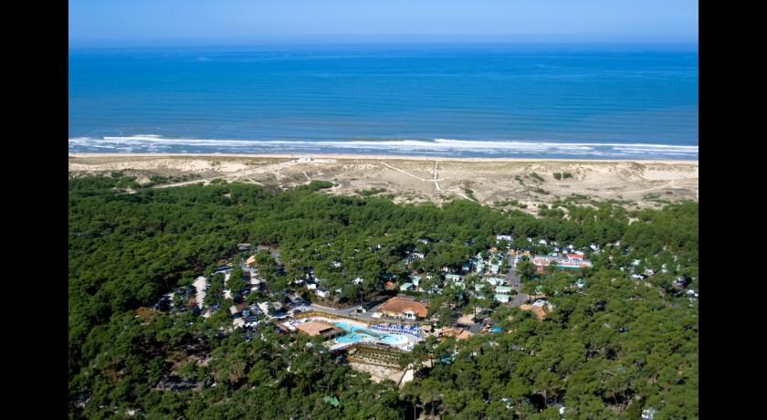 Camping airotel de l 39 ocean lacanau - Camping les jardins du littoral lacanau ...