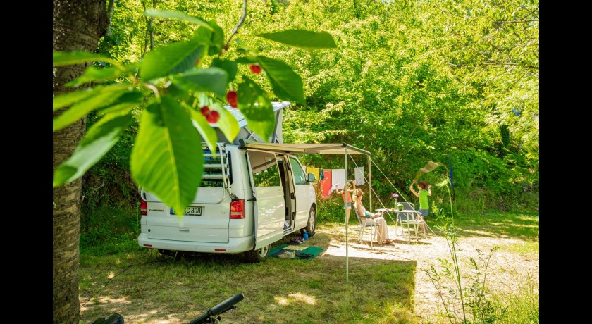 Camping Cevennes Provence  Anduze