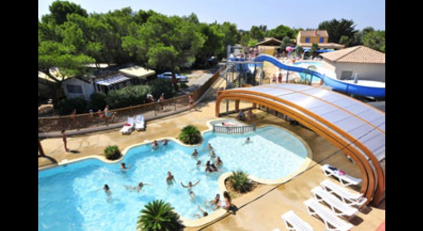 Camping Domaine Les Vignes D'or  Valras-plage