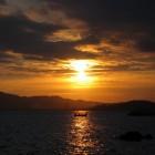 carte coucher de soleil