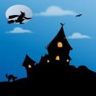carte effrayant halloween