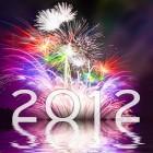 carte meilleurs voeux 2012