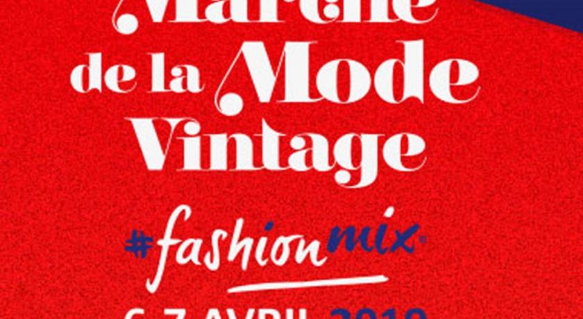 Marché De La Mode Vintage 2019 Lyon