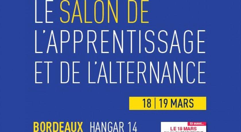 Salon de l 39 apprentissage et de l 39 alternance de bordeaux - Salon professionnel bordeaux ...
