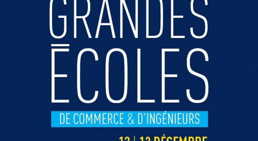 Salon de l 39 etudiant grandes ecoles de commerce et d 39 ing nieurs paris - Salon etudiant champerret ...