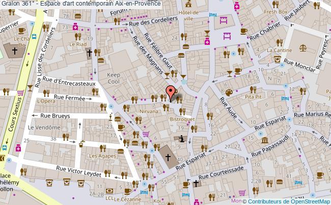 plan 361° - Espace d'art contemporain Aix en Provence