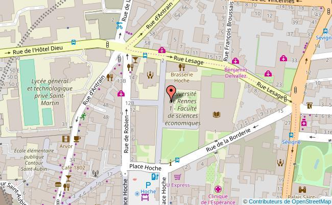 plan 4 Bis Rennes