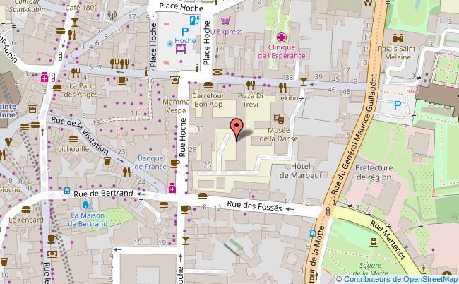 plan Conservatoire à rayonnement régional de Rennes Rennes