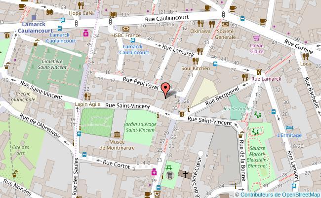 Programme Du Jardin Sauvage Saint Vincent A Paris Dates Horaires