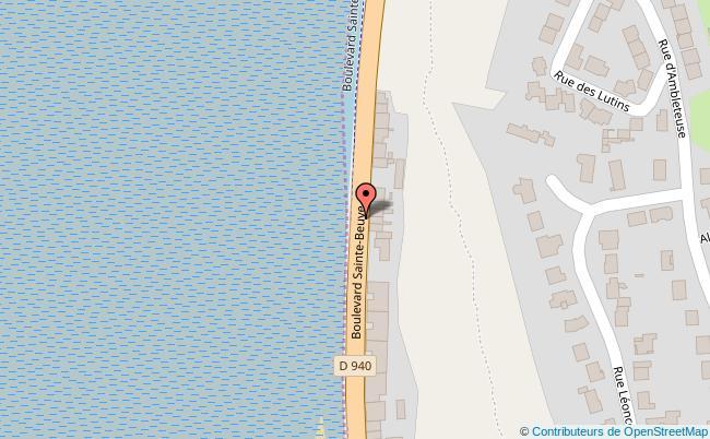 plan Mini-Golf de Boulogne-sur-Mer Boulogne-sur-Mer