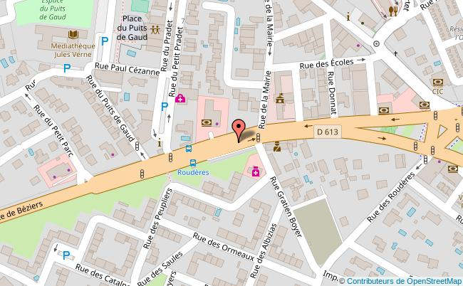 plan Victoire 2 Saint-Jean-de-Védas