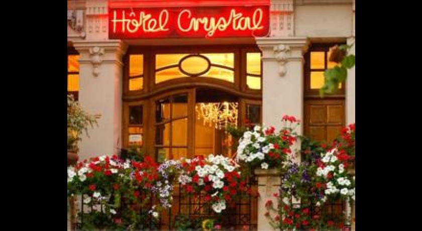 Hotel  Crystal  Reims