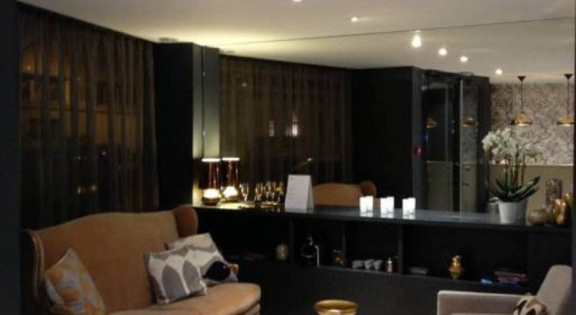 Hotel Abotel Bouquet De Longchamp  Paris