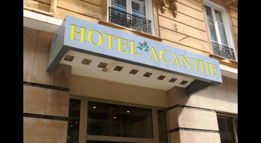 Hotel Acanthe  Nice