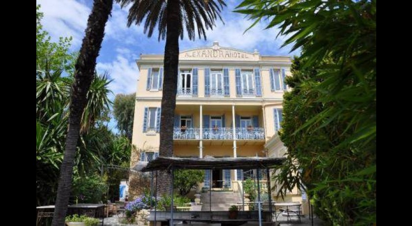 Hotel des mimosas antibes juan les pins for Hotels juan les pins