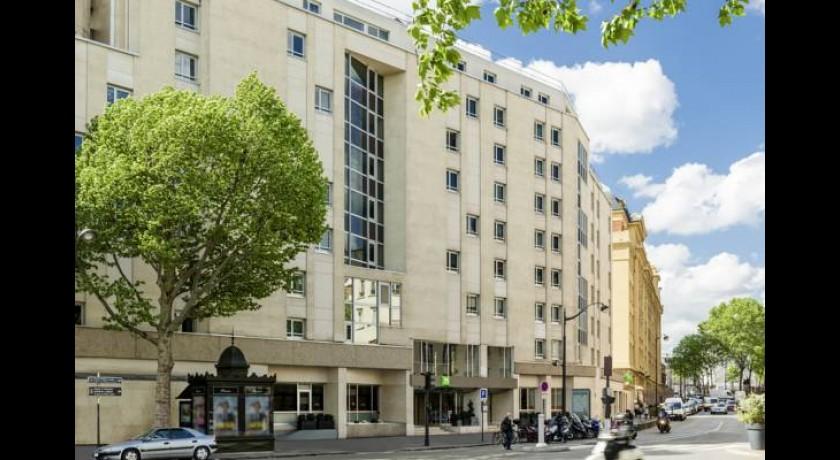 H Tel Campanile Gare Du Nord Paris