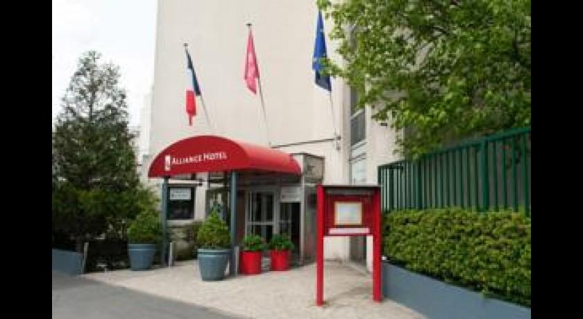 Alliance Hotel Saint Ouen
