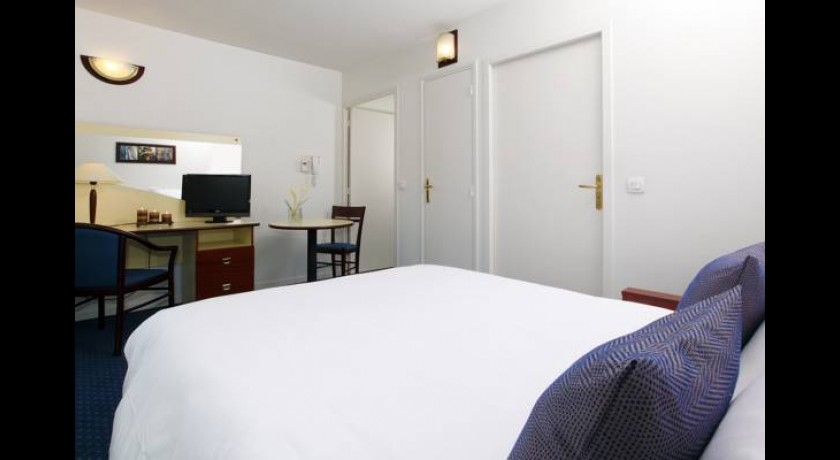 Hotel Appart'city Cap Affaires Clermont-ferrand Pasteur