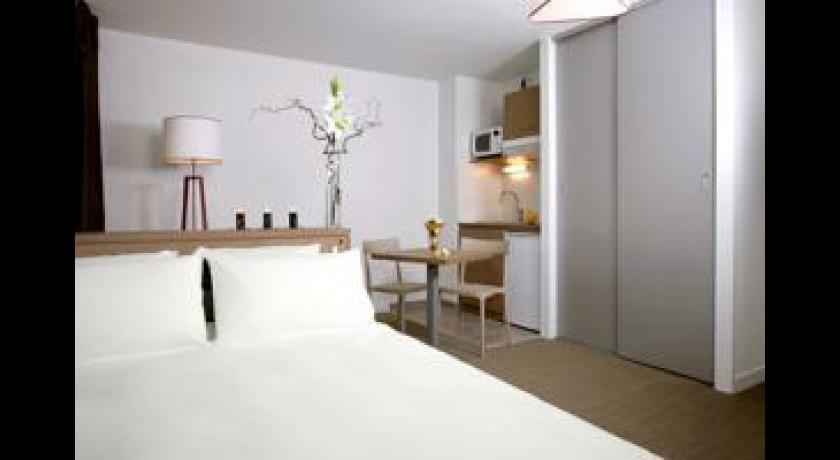 Hotel Appart City Cap Affaires Lille